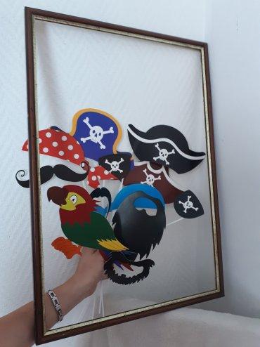 Accessoire photo thème Pirate