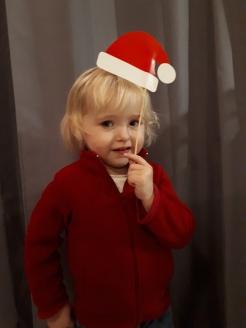 Accessoires photos thème Noël