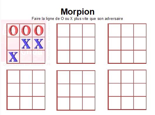 morpion